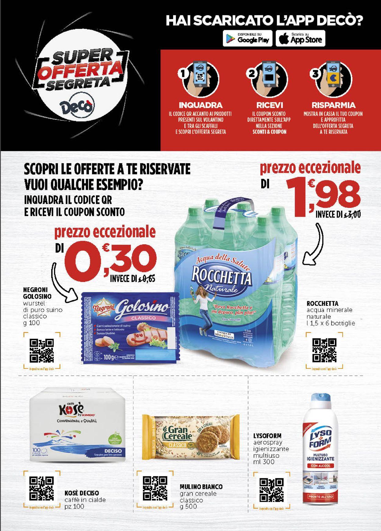 Volantino Deco - Offerte 29/06-08/07/2021 (Pagina 13)