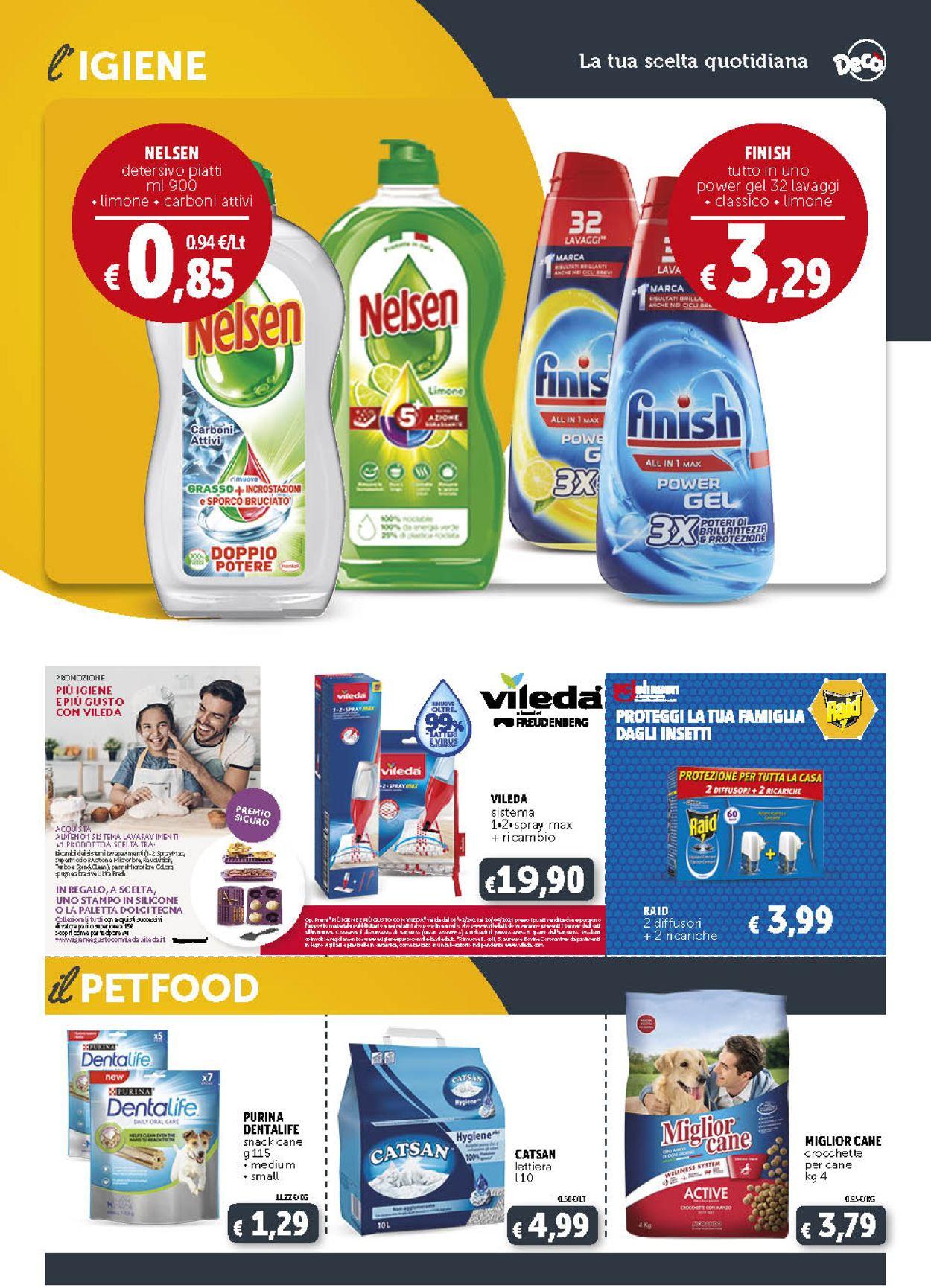 Volantino Deco - Offerte 29/06-08/07/2021 (Pagina 31)