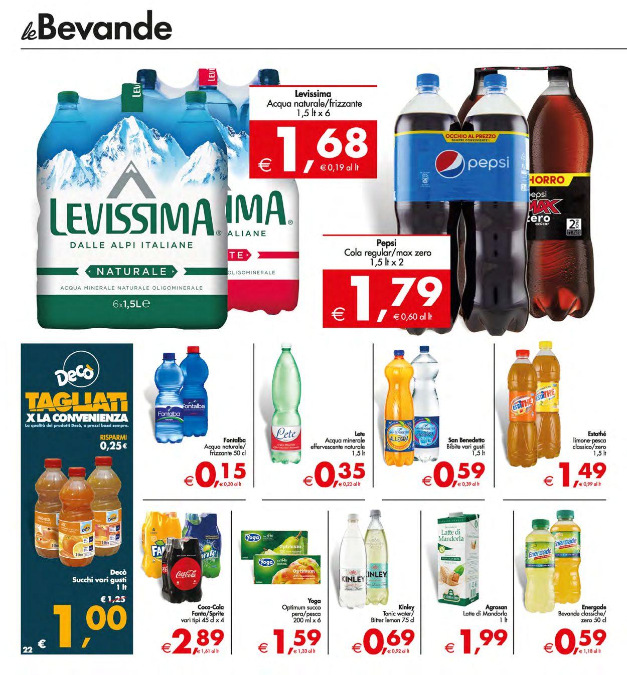 Volantino Deco - Offerte 08/07-19/07/2021 (Pagina 22)