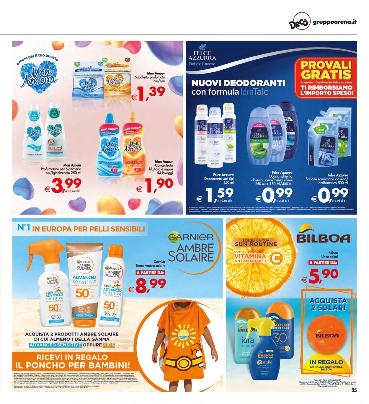 Volantino Deco - Offerte 08/07-19/07/2021 (Pagina 25)