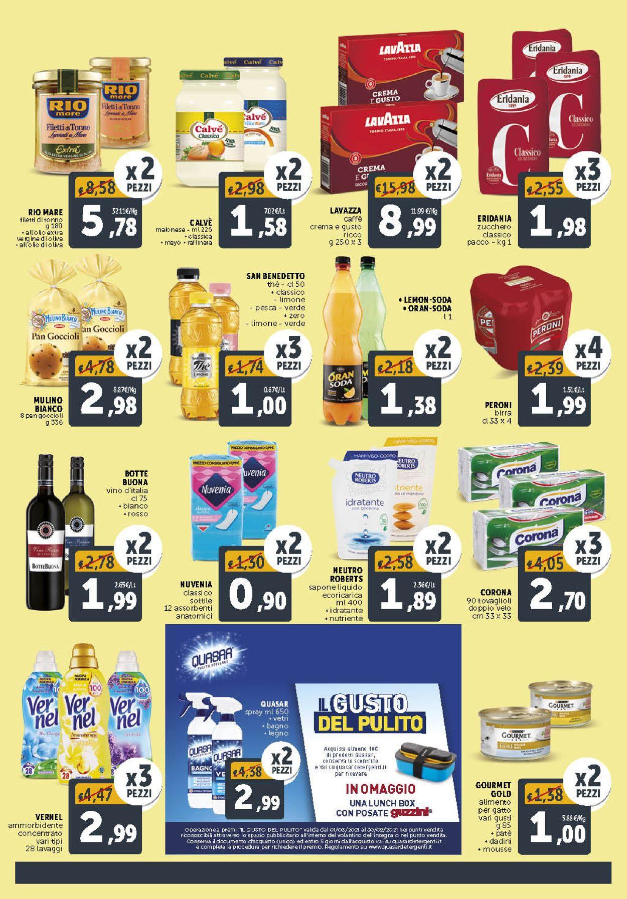 Volantino Deco - Offerte 09/07-19/07/2021 (Pagina 3)