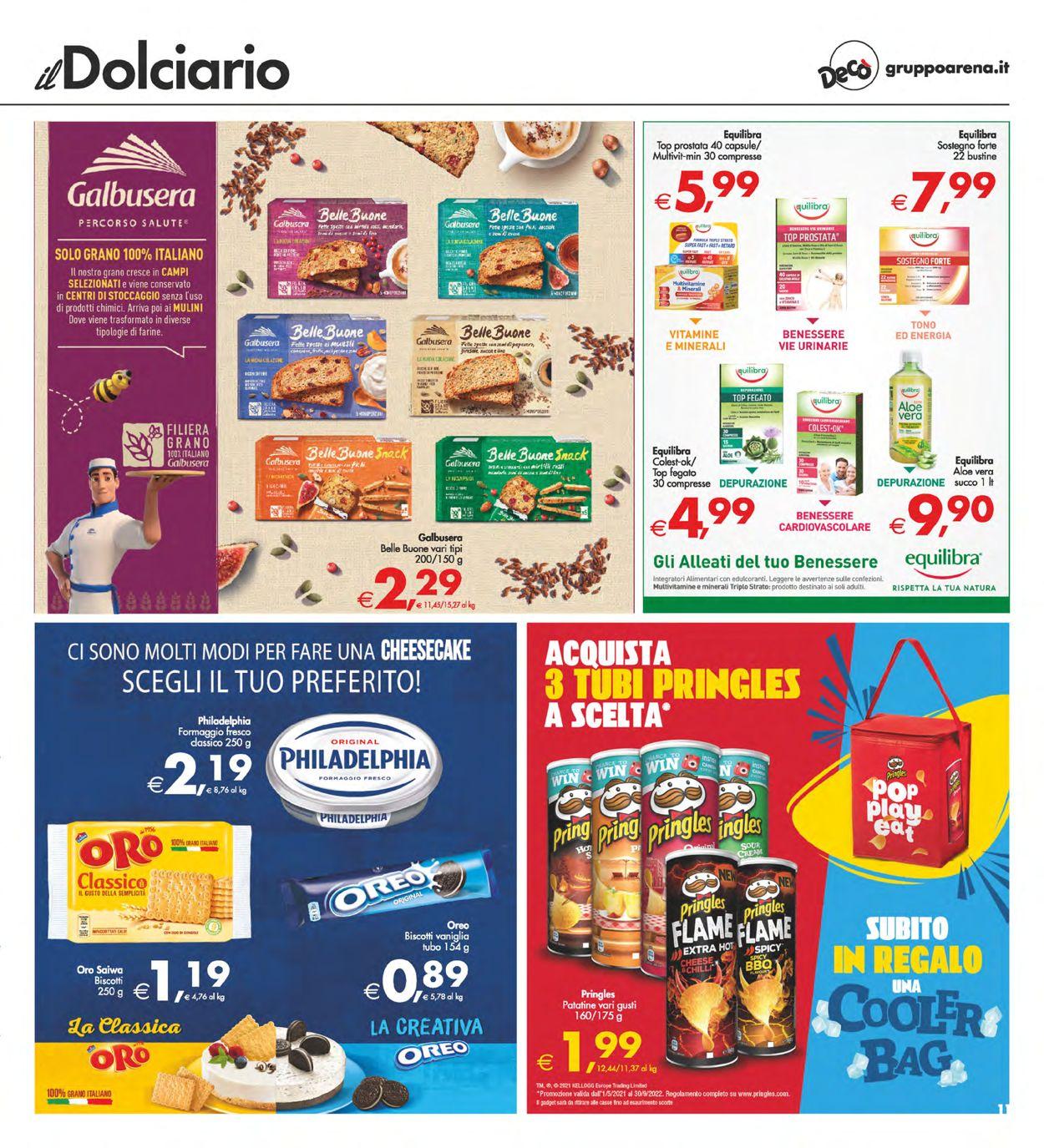 Volantino Deco - Offerte 30/07-09/08/2021 (Pagina 11)