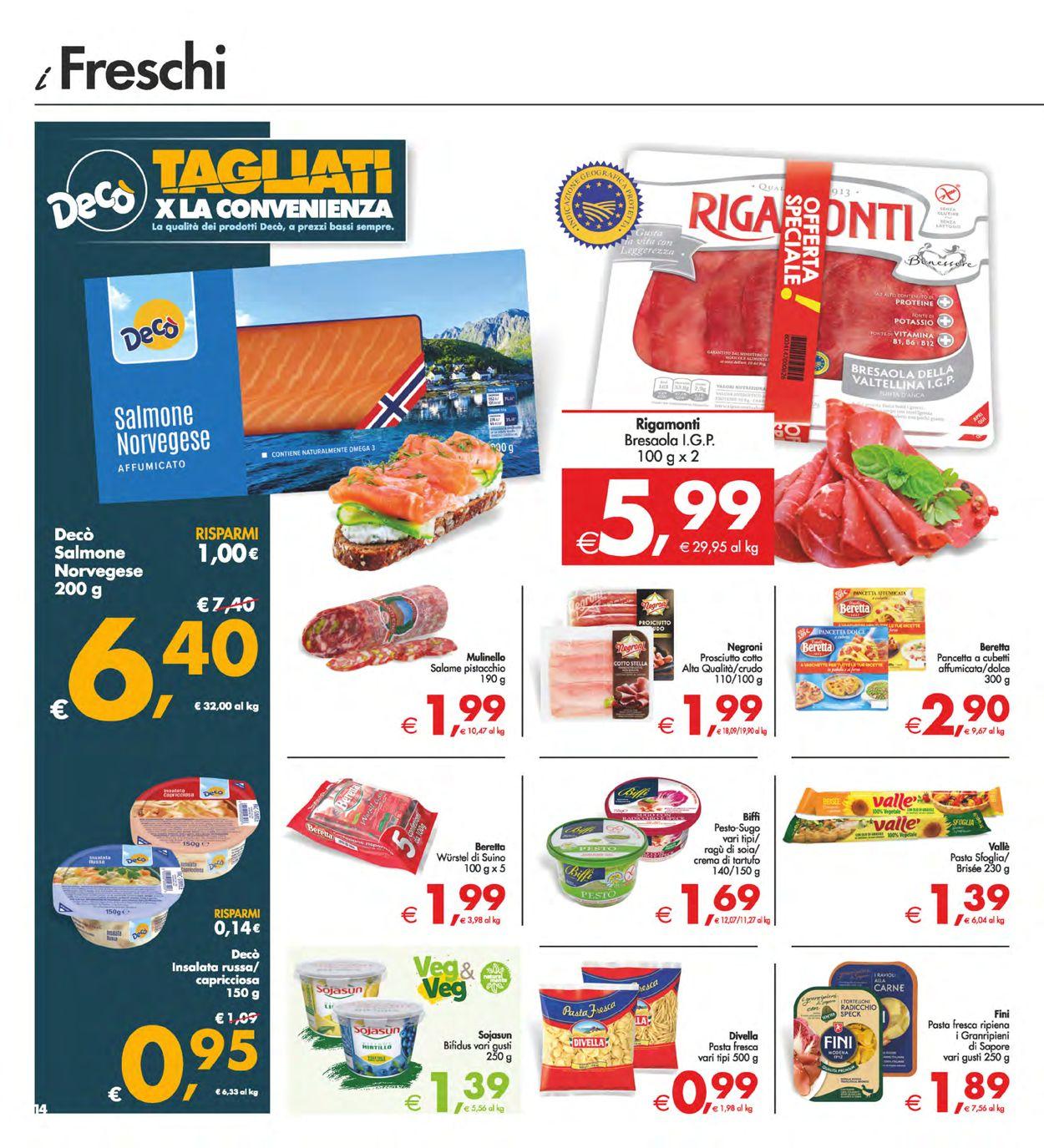Volantino Deco - Offerte 30/07-09/08/2021 (Pagina 14)