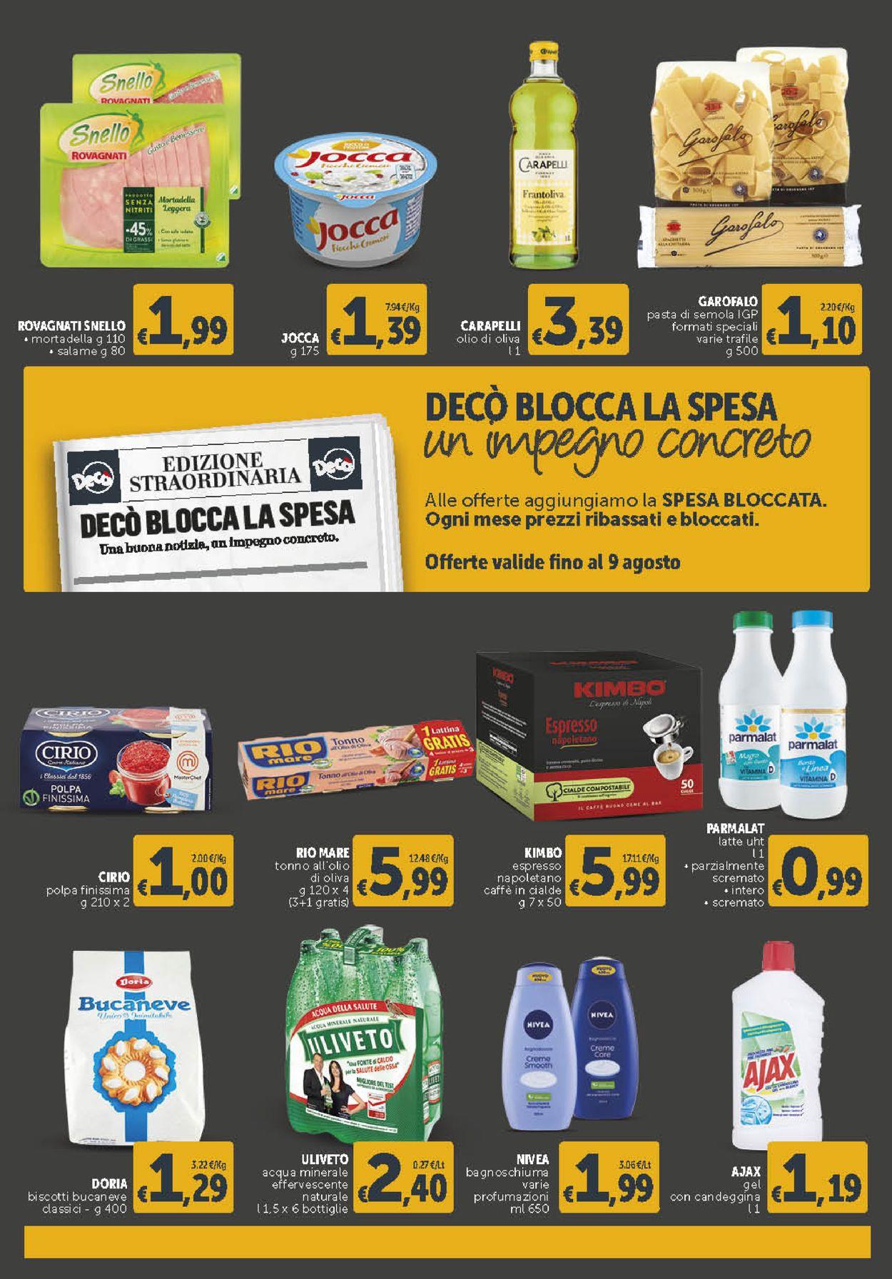 Volantino Deco - Offerte 30/07-09/08/2021 (Pagina 15)