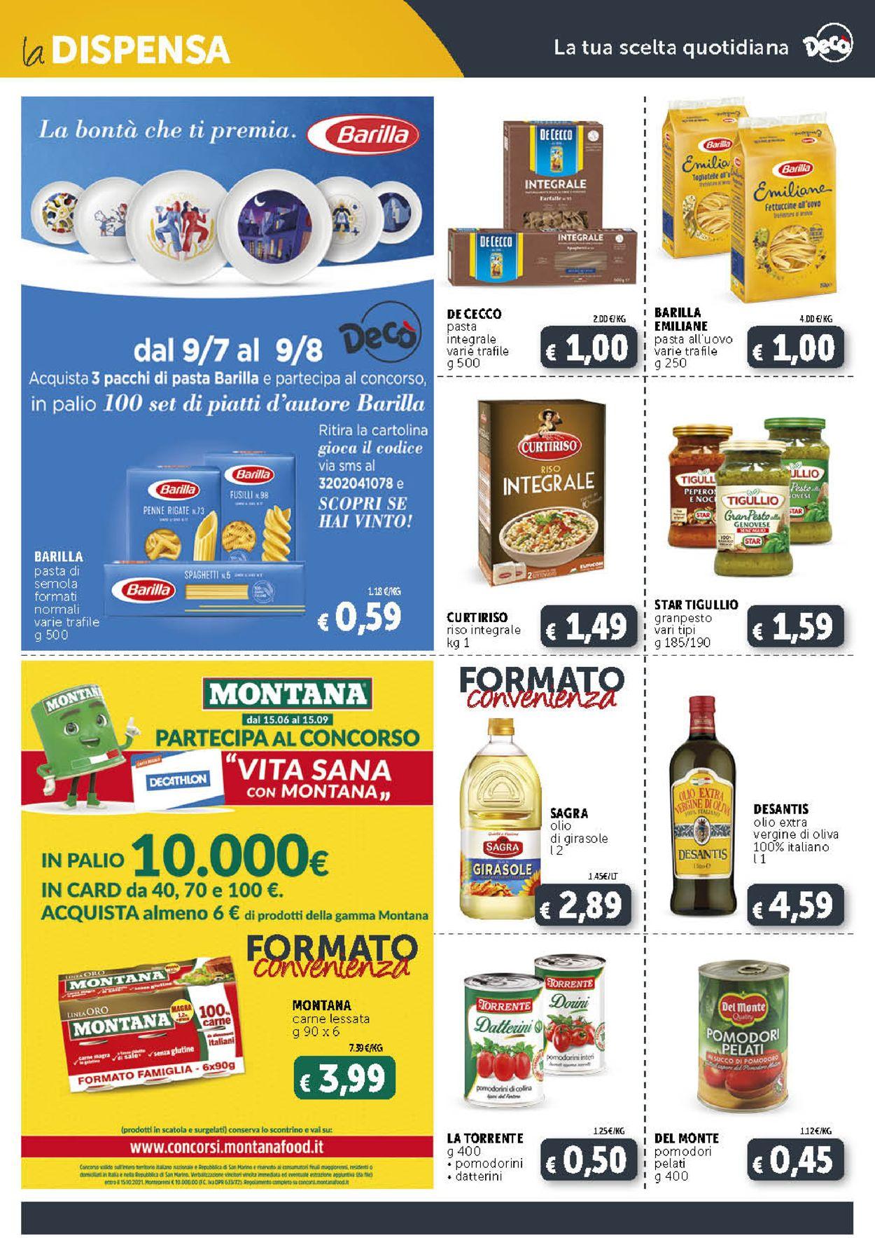 Volantino Deco - Offerte 30/07-09/08/2021 (Pagina 16)