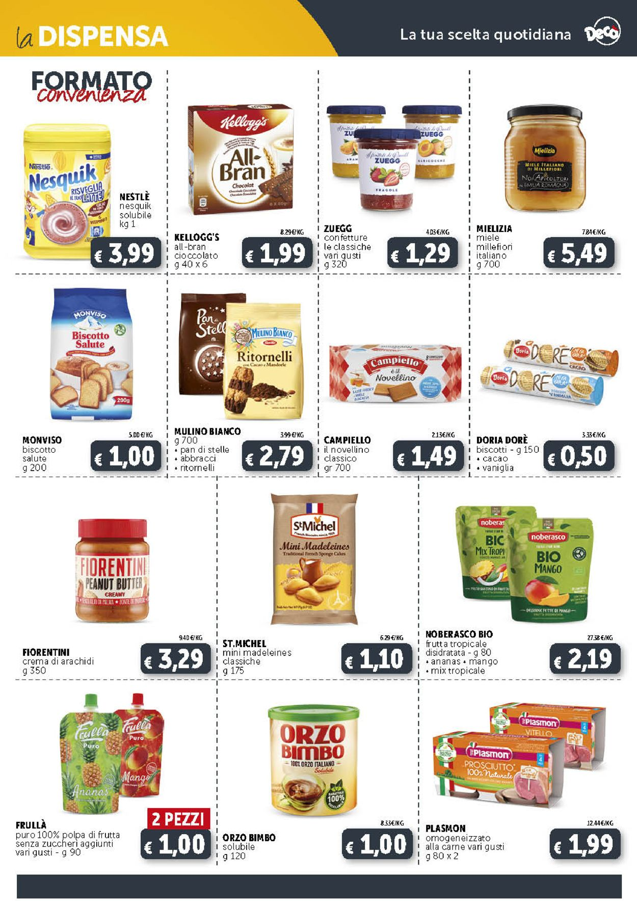 Volantino Deco - Offerte 30/07-09/08/2021 (Pagina 19)