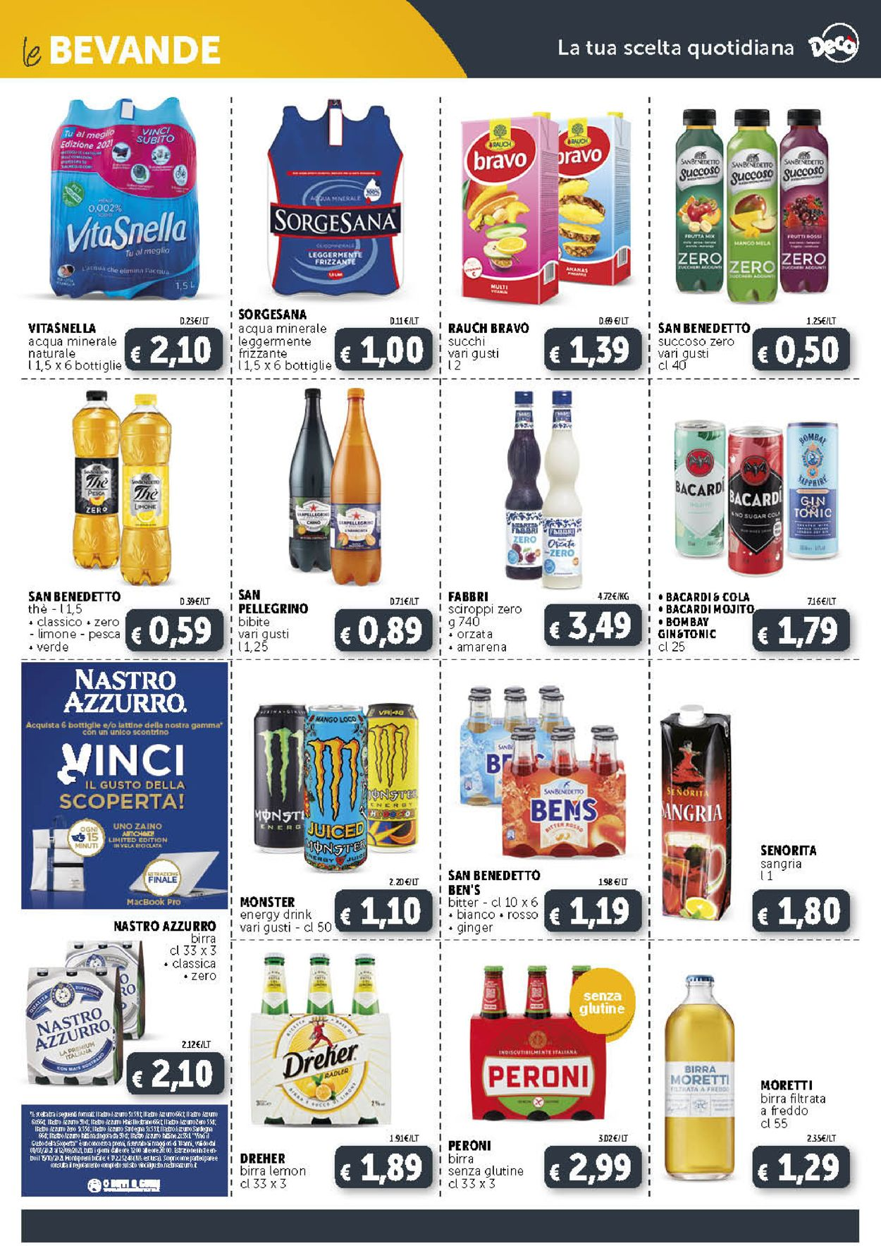 Volantino Deco - Offerte 30/07-09/08/2021 (Pagina 20)