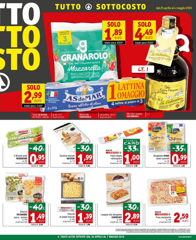 Volantino Despar - Offerte 24/04-07/05/2019 (Pagina 3)