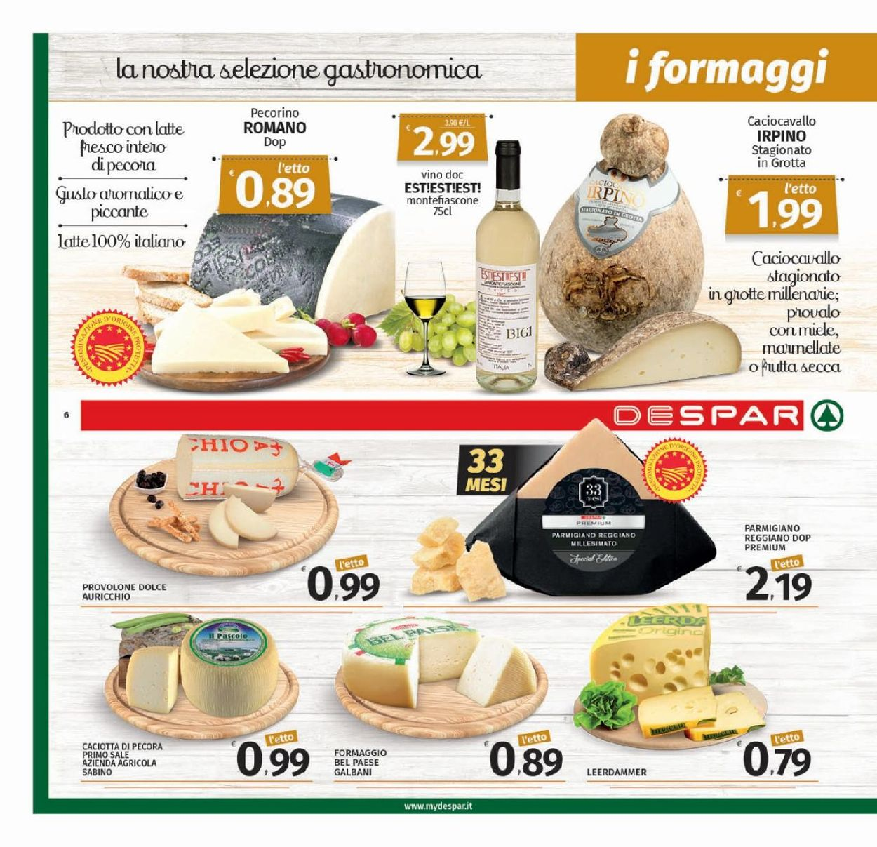 Volantino Despar - Offerte 27/05-05/06/2019 (Pagina 6)