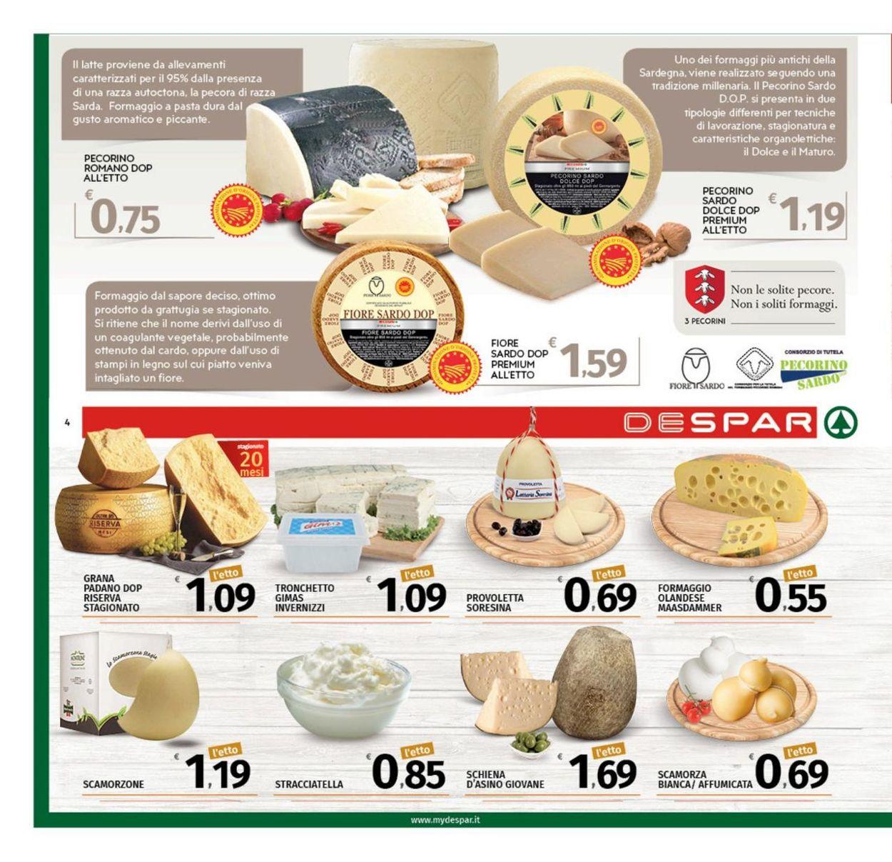 Volantino Despar - Offerte 17/06-26/06/2019 (Pagina 4)