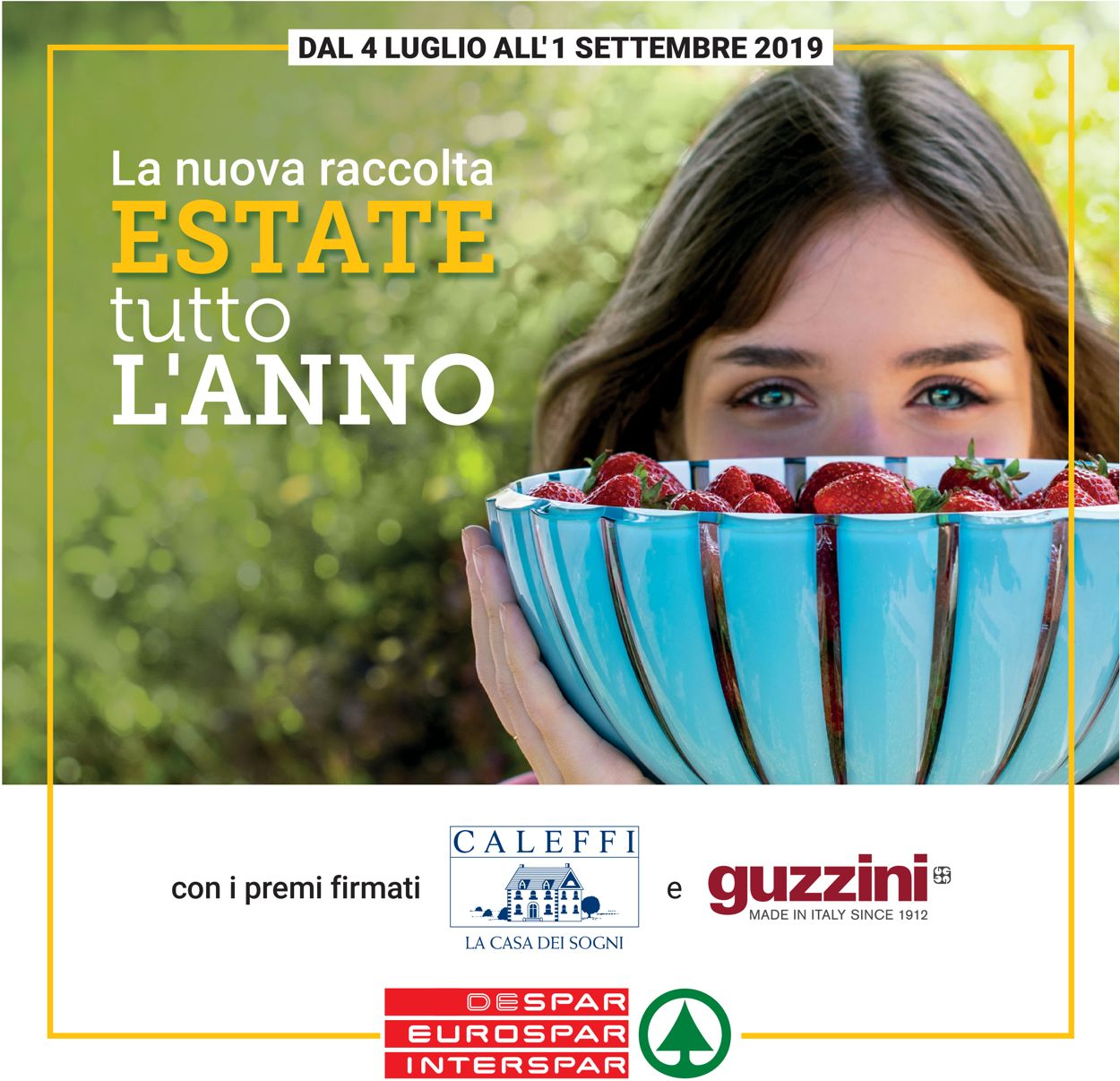 Volantino Despar - Offerte 04/07-01/09/2019