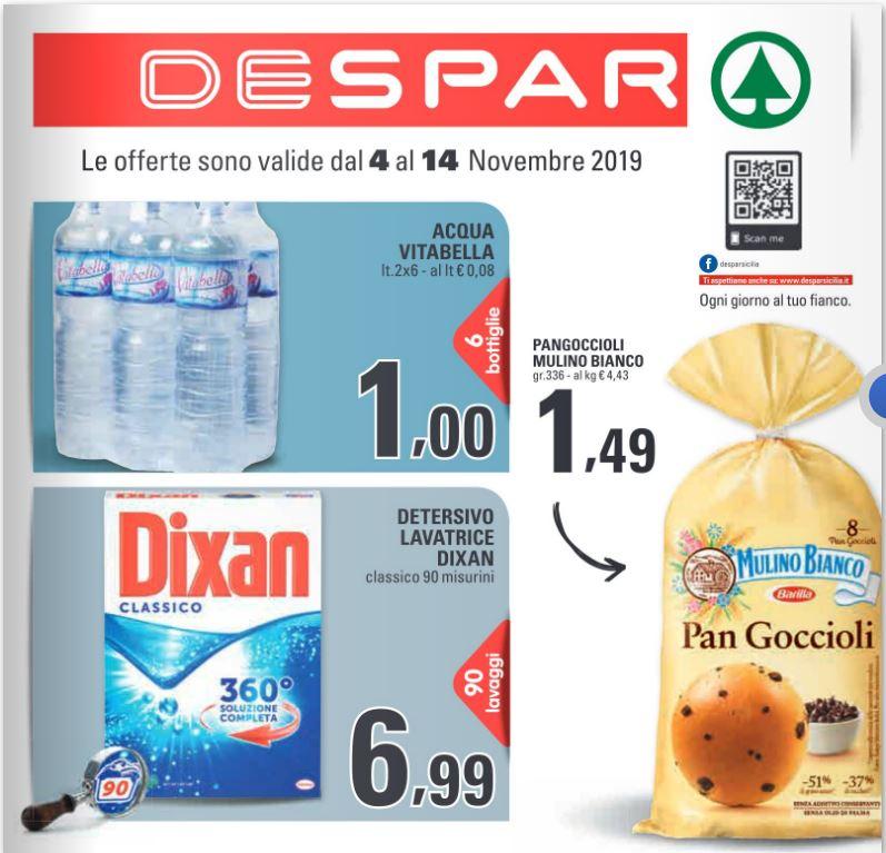Volantino Despar - Offerte 04/11-14/11/2019