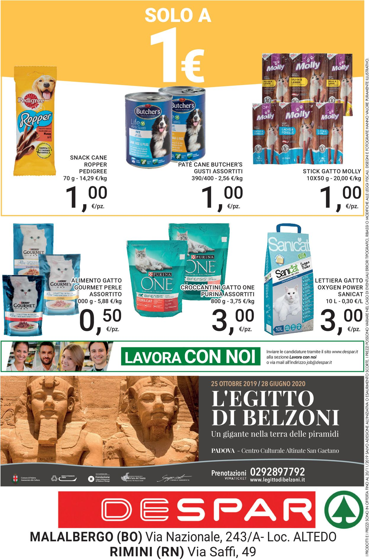 Volantino Despar - Offerte 07/11-20/11/2019 (Pagina 20)