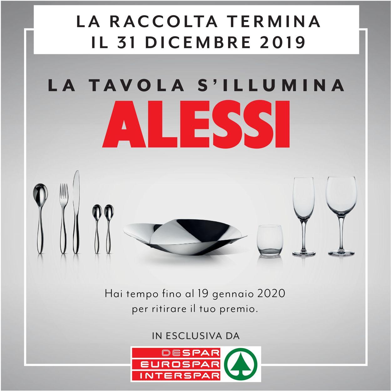 Volantino Il volantino natalizio di Despar - Offerte 16/12-31/12/2019
