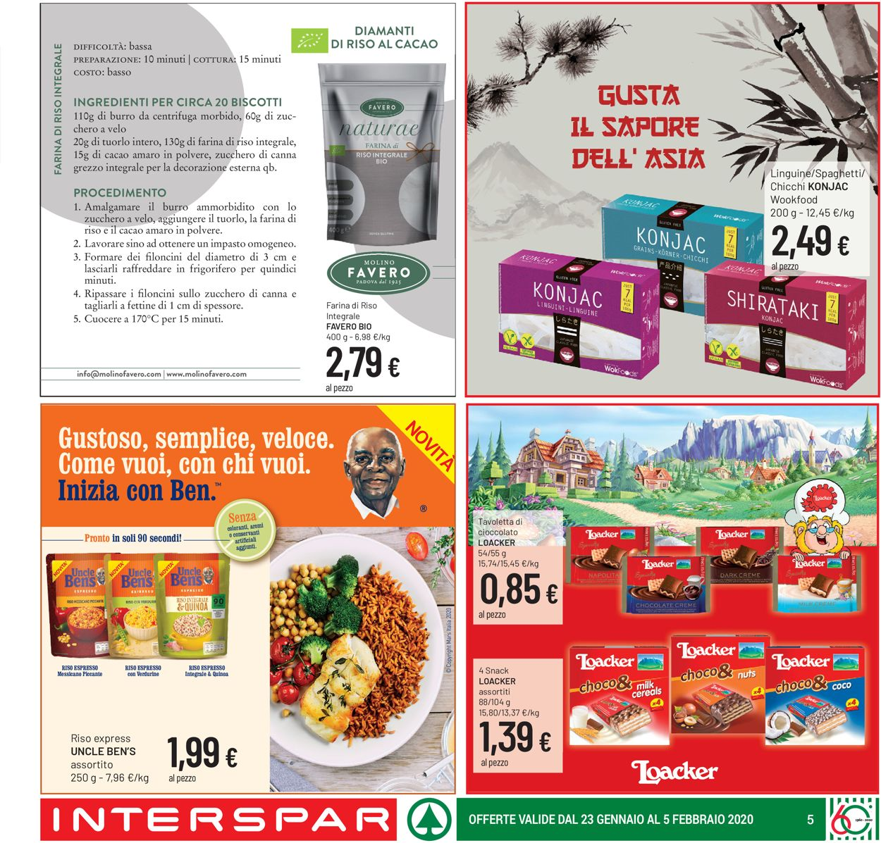 Volantino Despar - Offerte 23/01-05/02/2020 (Pagina 5)