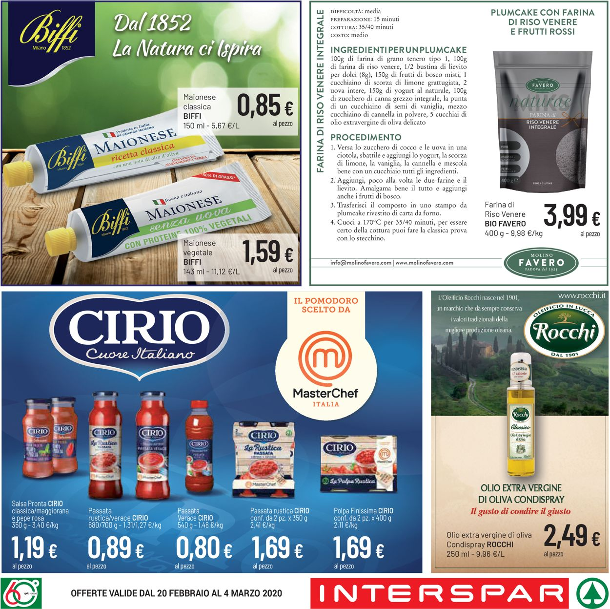 Volantino Despar - Offerte 20/02-04/03/2020 (Pagina 4)