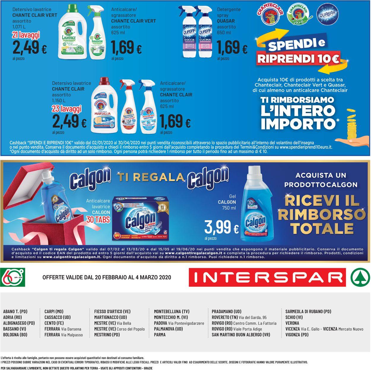 Volantino Despar - Offerte 20/02-04/03/2020 (Pagina 8)