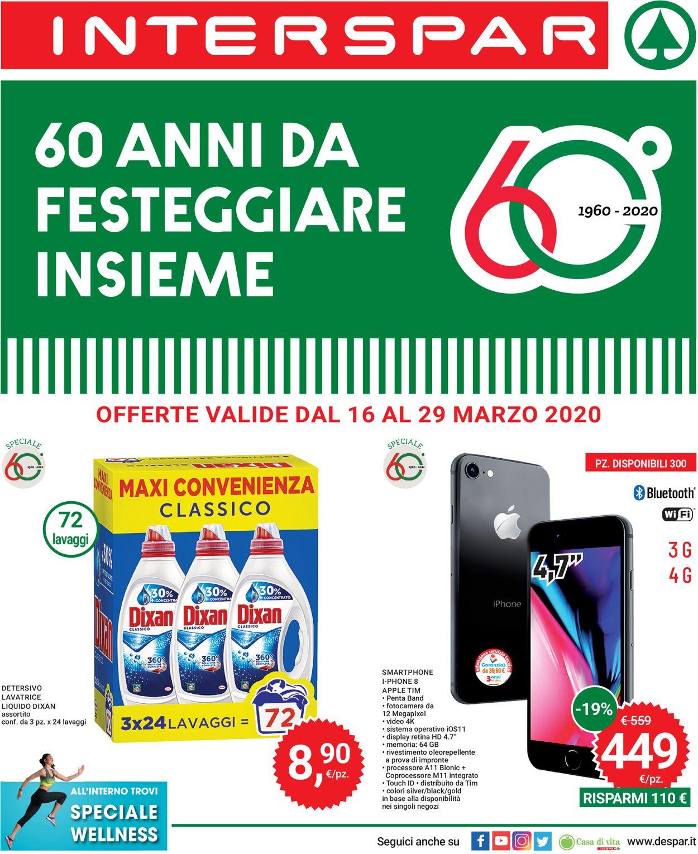 Volantino Despar - Offerte 16/03-29/03/2020