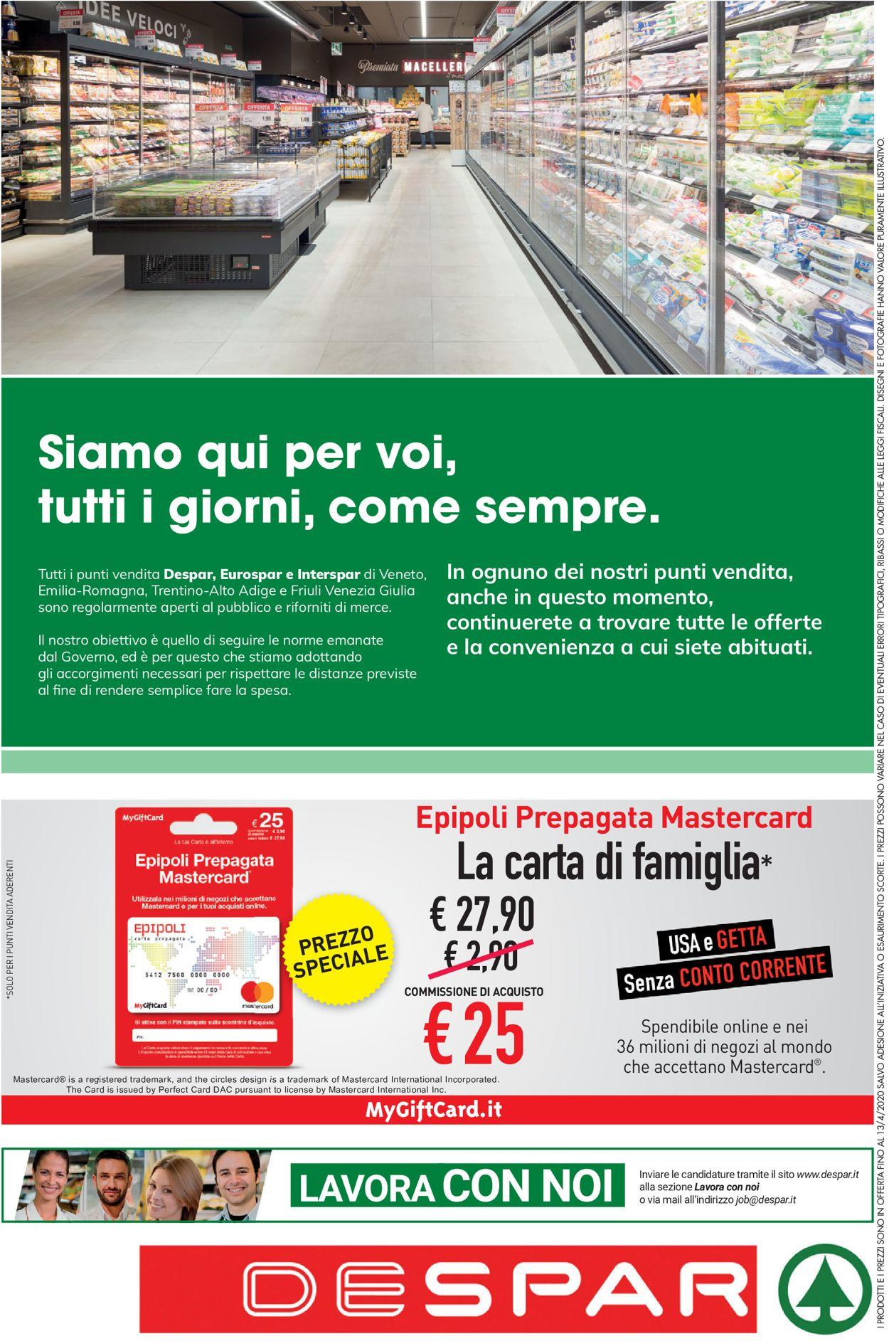 Volantino Despar - Offerte 02/04-13/04/2020 (Pagina 24)