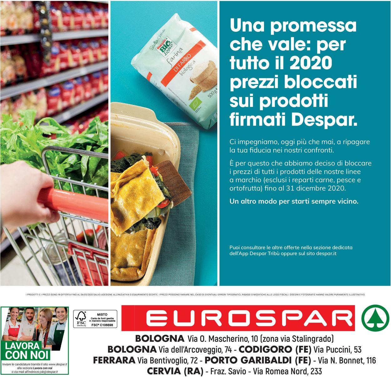 Volantino Despar - Offerte 23/04-06/05/2020 (Pagina 32)