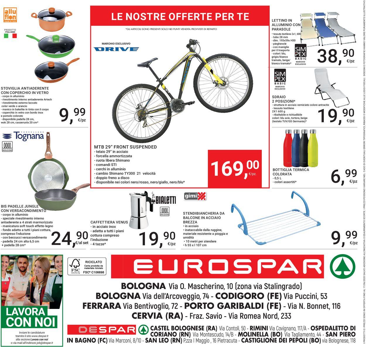 Volantino Despar - Offerte 04/06-17/06/2020 (Pagina 32)