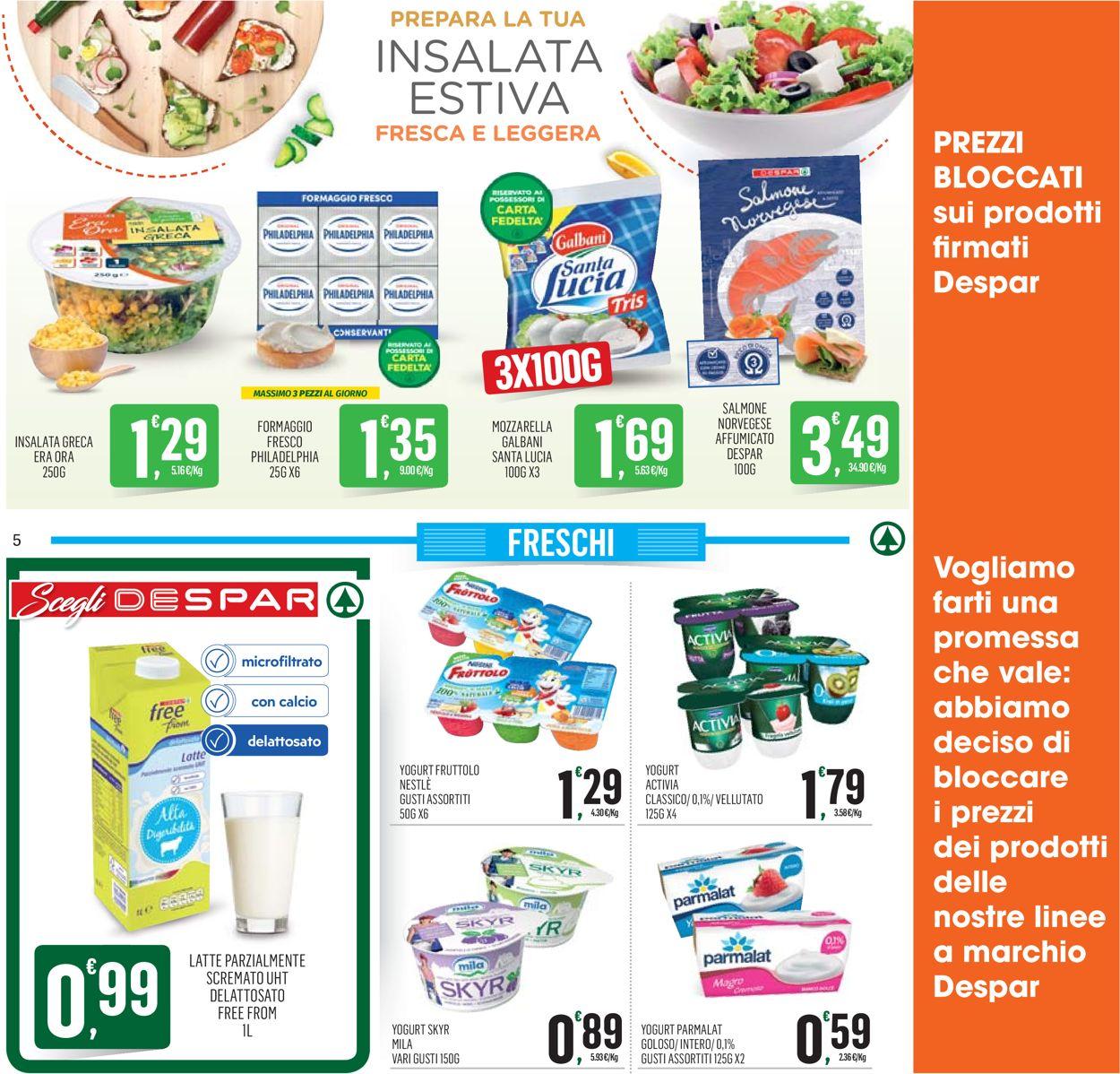 Volantino Despar - Offerte 06/07-15/07/2020 (Pagina 5)