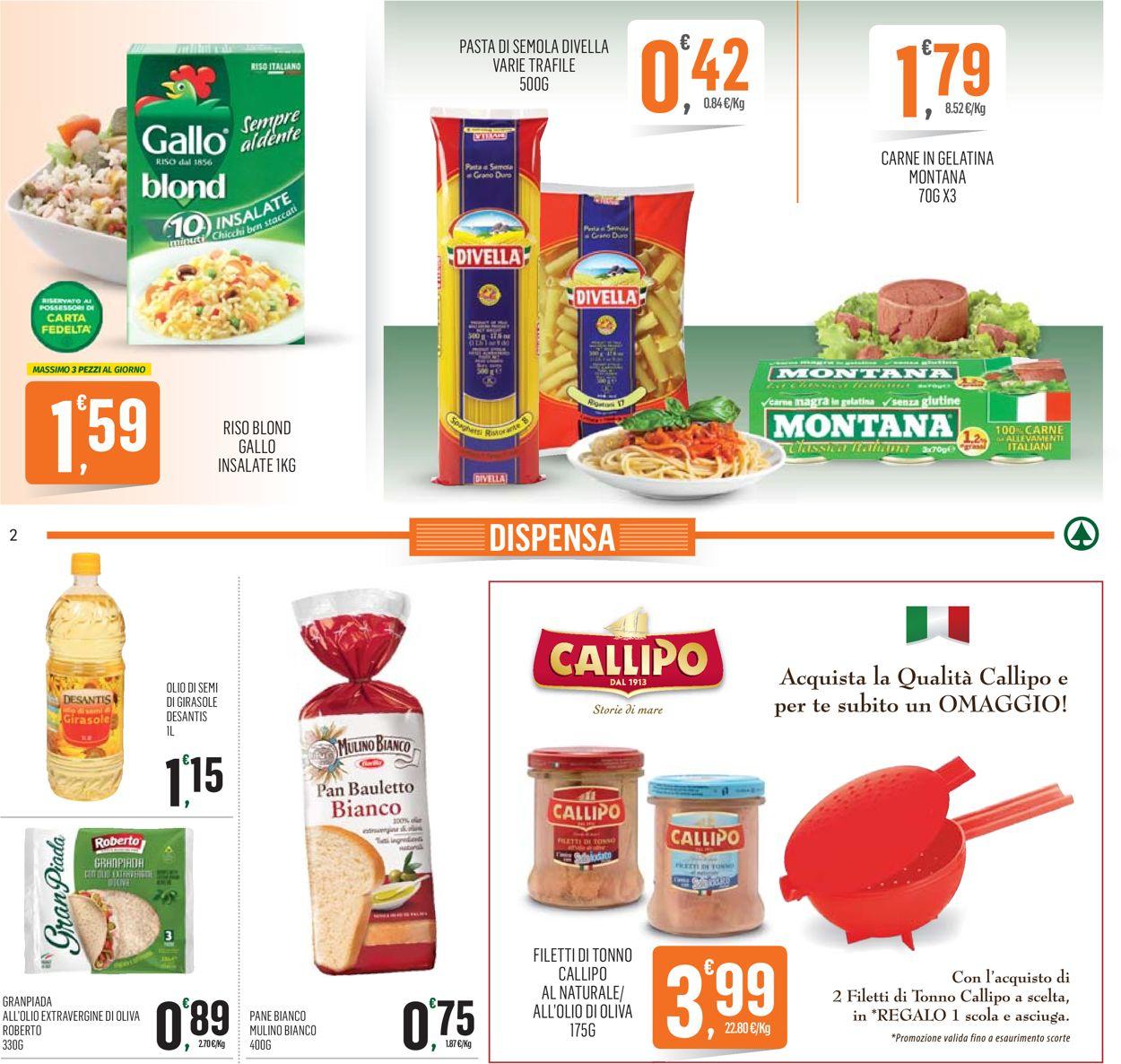 Volantino Despar - Offerte 27/07-02/08/2020 (Pagina 2)