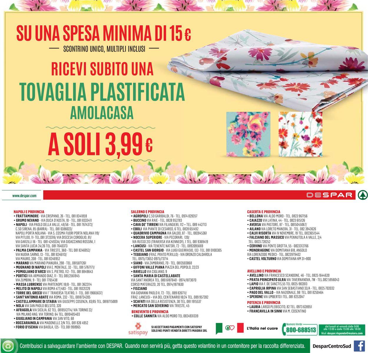 Volantino Despar - Offerte 27/07-02/08/2020 (Pagina 16)