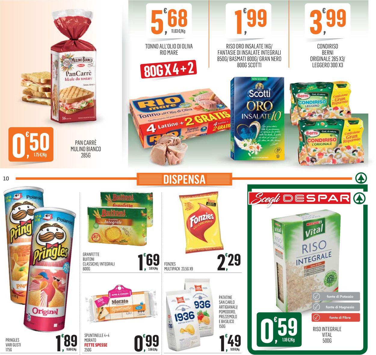 Volantino Despar - Offerte 05/08-16/08/2020 (Pagina 10)