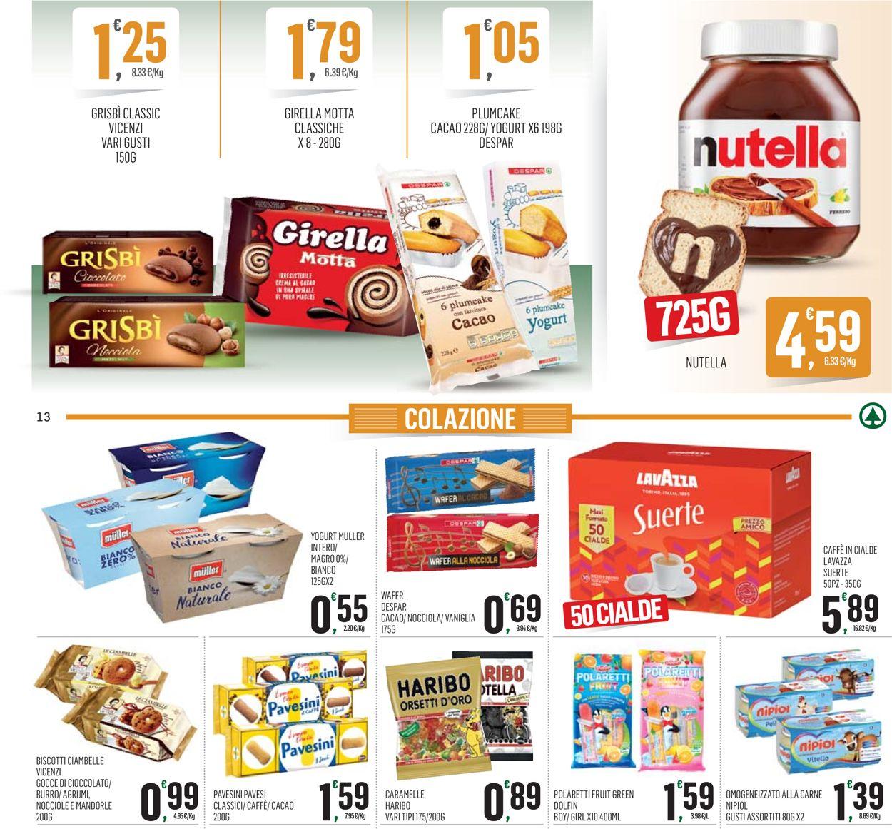 Volantino Despar - Offerte 05/08-16/08/2020 (Pagina 13)
