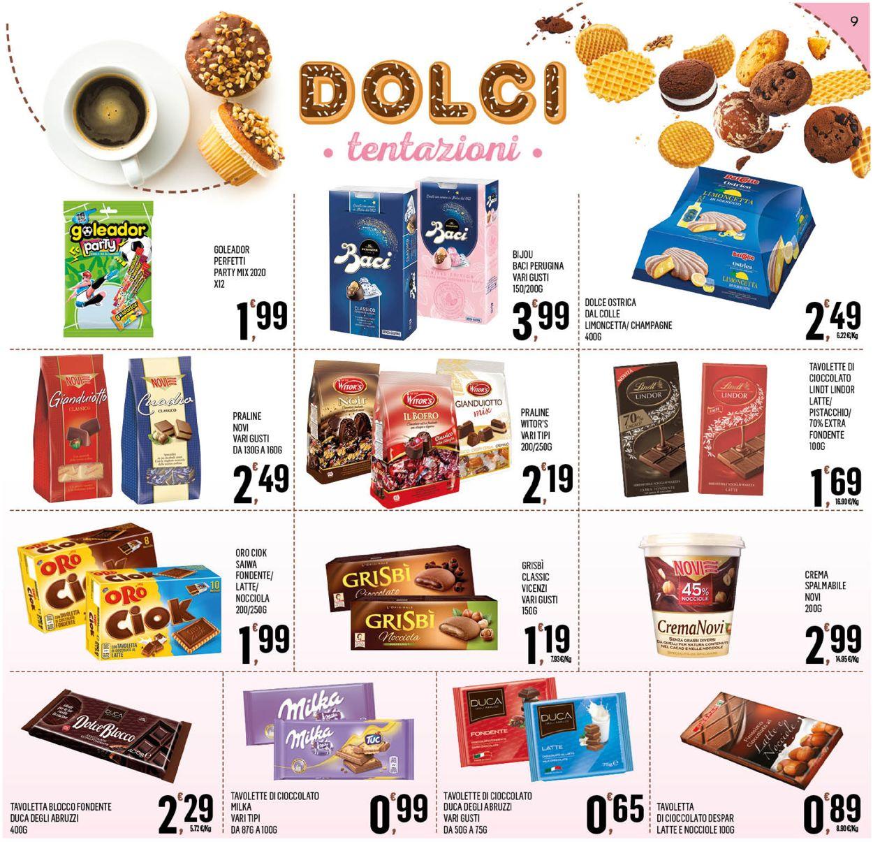 Volantino Despar - Offerte 28/10-08/11/2020 (Pagina 9)
