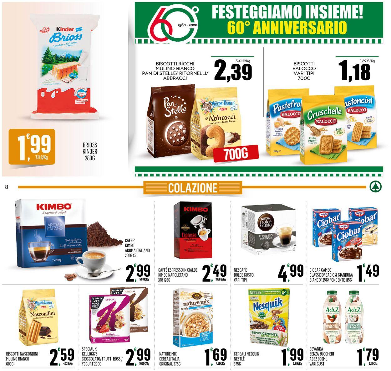 Volantino Despar - Offerte 09/11-18/11/2020 (Pagina 8)