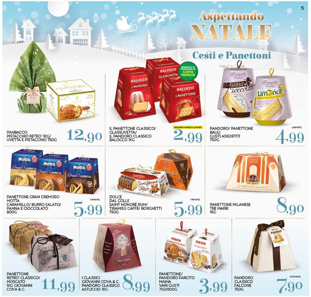 Volantino Despar - Natale 2020 - Offerte 03/12-15/12/2020 (Pagina 5)