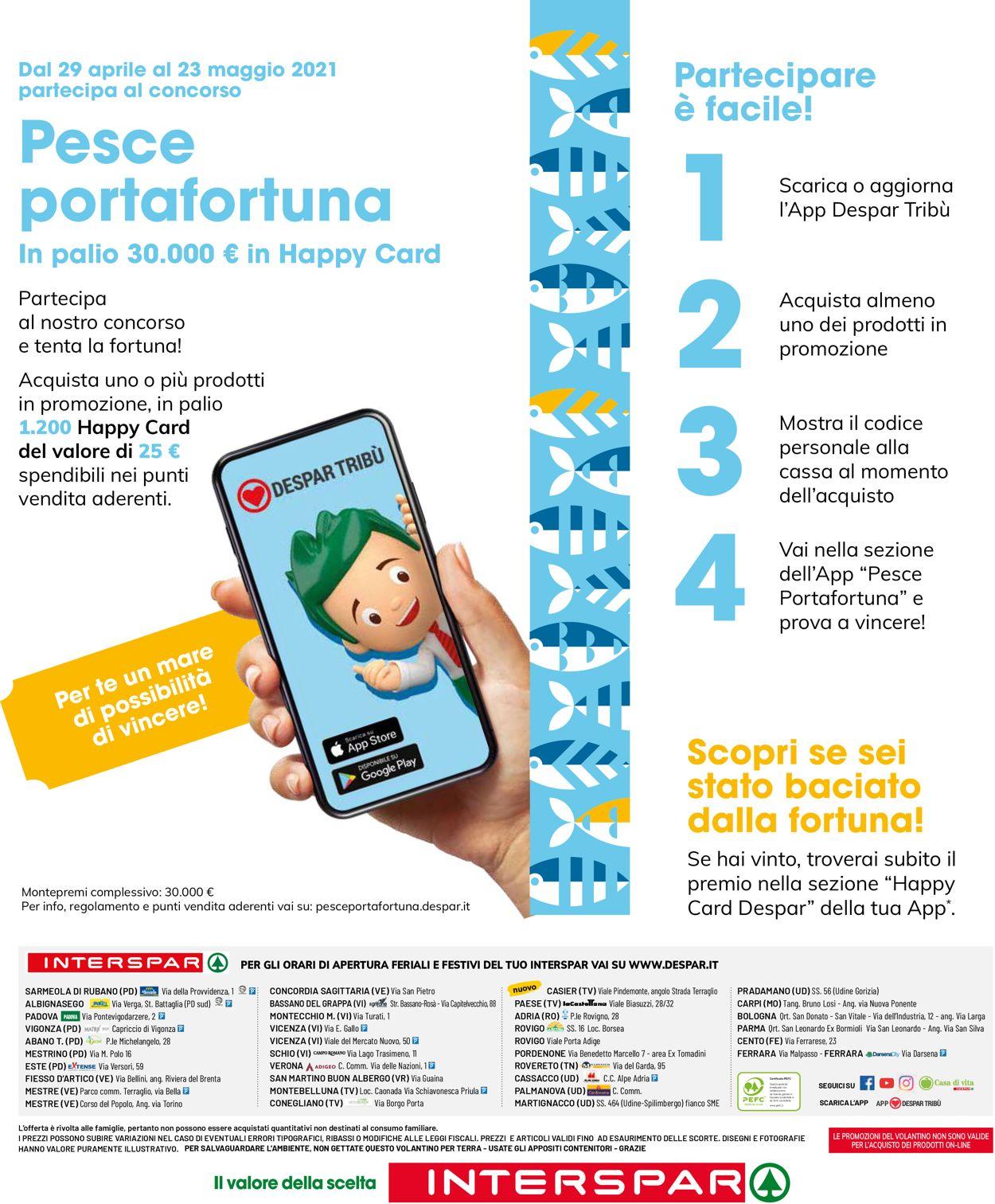 Volantino Despar - Offerte 29/04-12/05/2021 (Pagina 16)