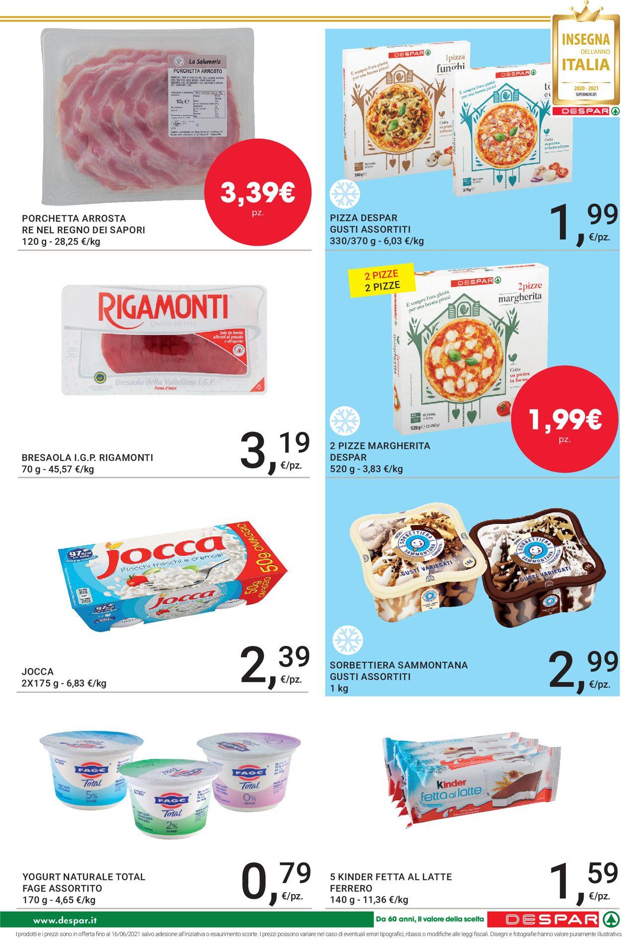Volantino Despar - Offerte 03/06-16/06/2021 (Pagina 15)