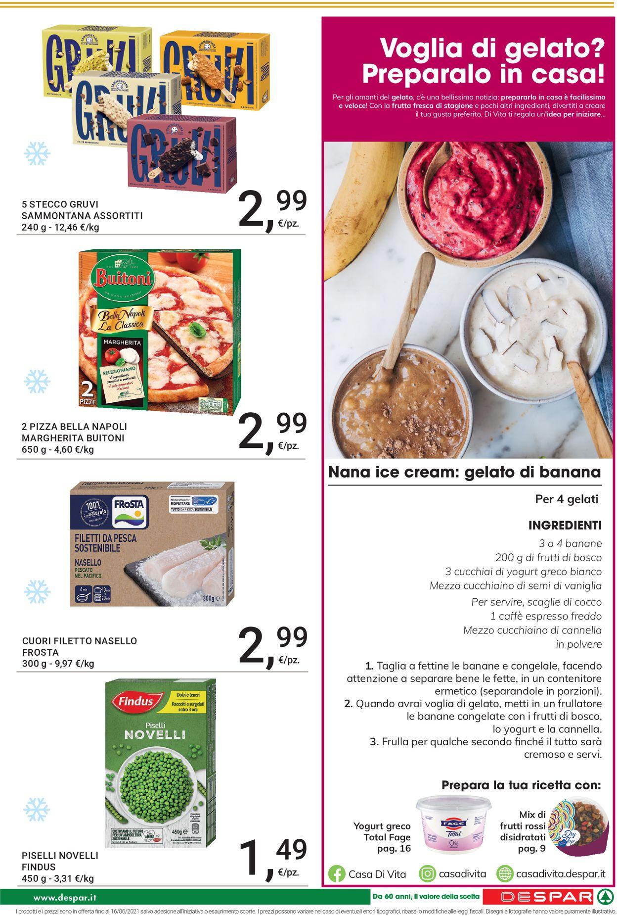 Volantino Despar - Offerte 17/06-30/06/2021 (Pagina 17)
