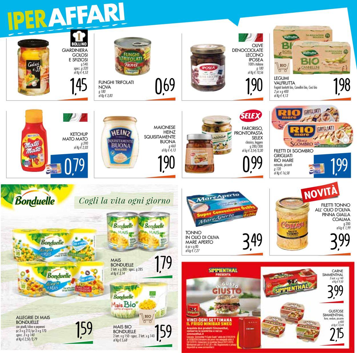 Volantino Emisfero - Offerte 18/07-31/07/2019 (Pagina 2)