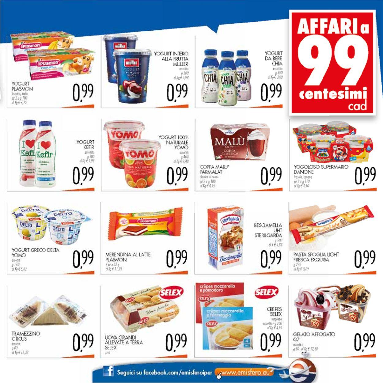 Volantino Emisfero - Offerte 12/09-25/09/2019 (Pagina 3)