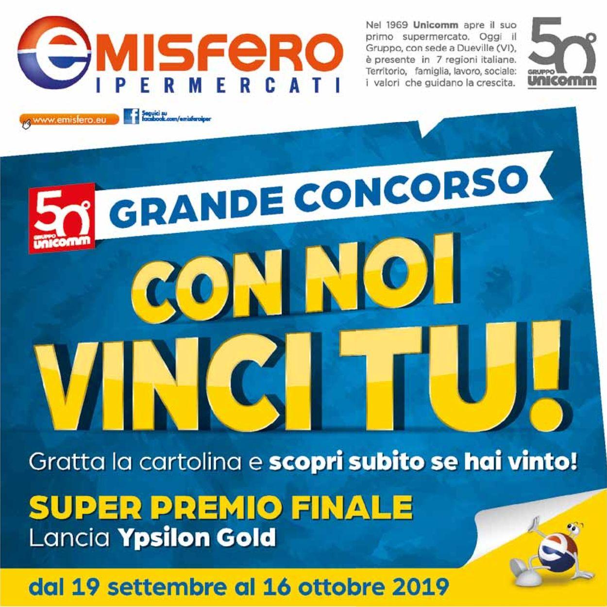 Volantino Emisfero - Offerte 12/09-25/09/2019 (Pagina 40)