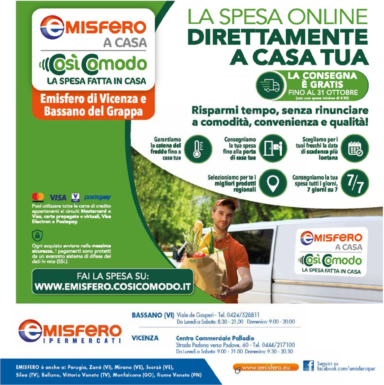 Volantino Emisfero - Offerte 10/10-23/10/2019 (Pagina 40)