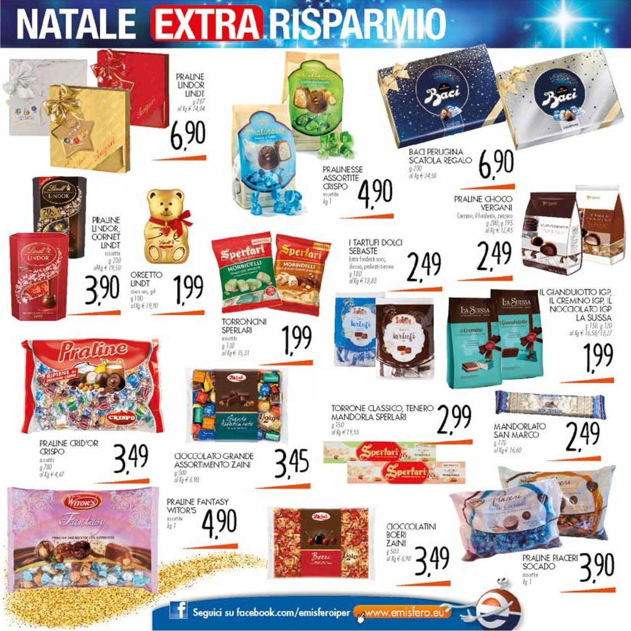 Volantino Il volantino natalizio di Emisfero - Offerte 20/12-27/12/2019 (Pagina 5)