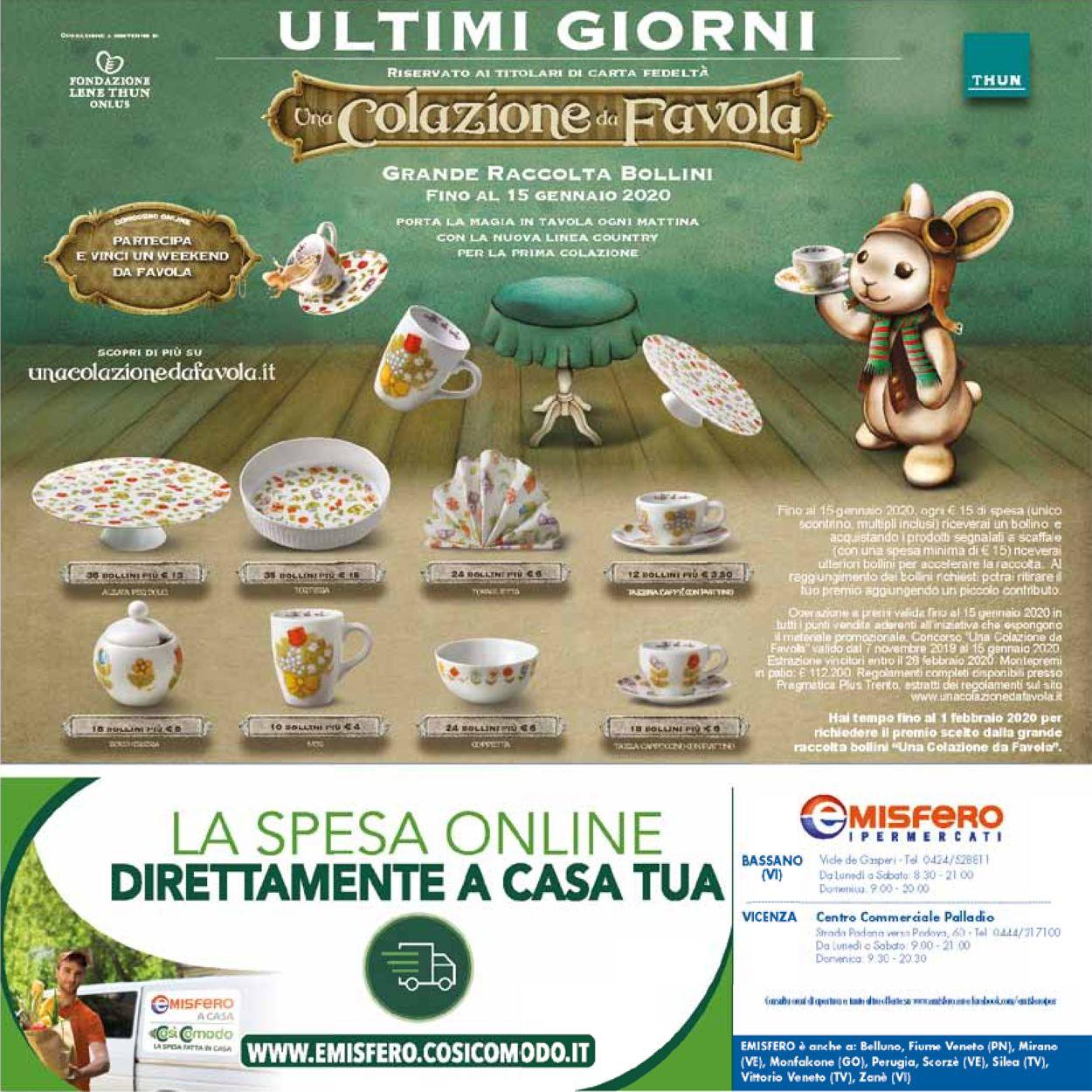 Volantino Emisfero - Offerte 09/01-22/01/2020 (Pagina 32)