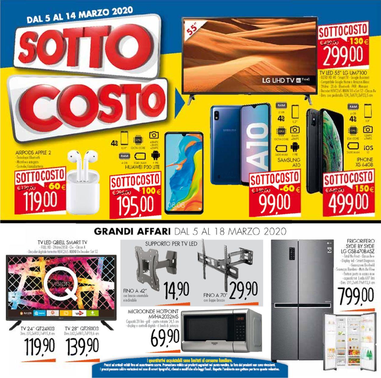 Volantino Emisfero - Offerte 05/03-18/03/2020 (Pagina 2)