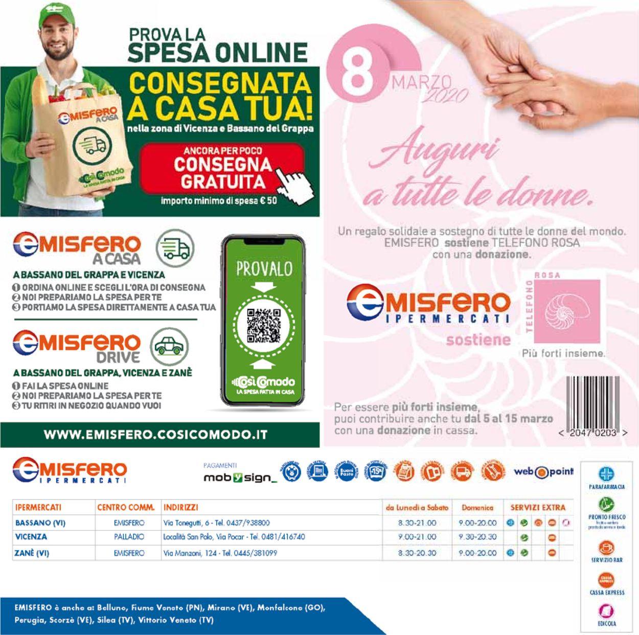 Volantino Emisfero - Offerte 05/03-18/03/2020 (Pagina 40)