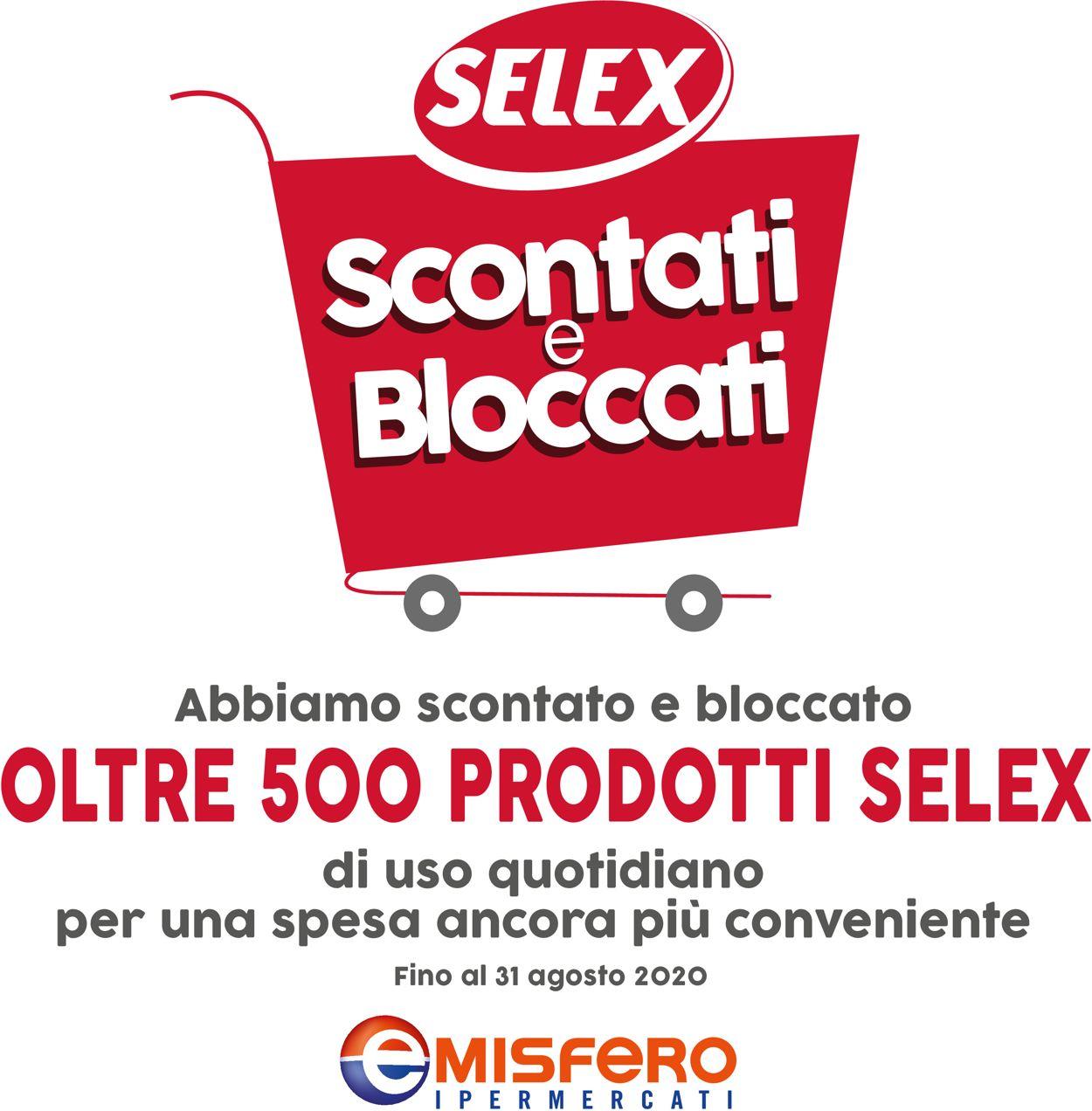 Volantino Emisfero - Offerte 28/04-31/08/2020