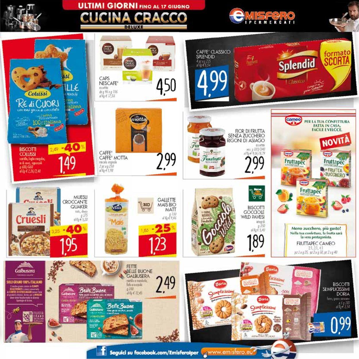 Volantino Emisfero - Offerte 04/06-17/06/2020 (Pagina 5)