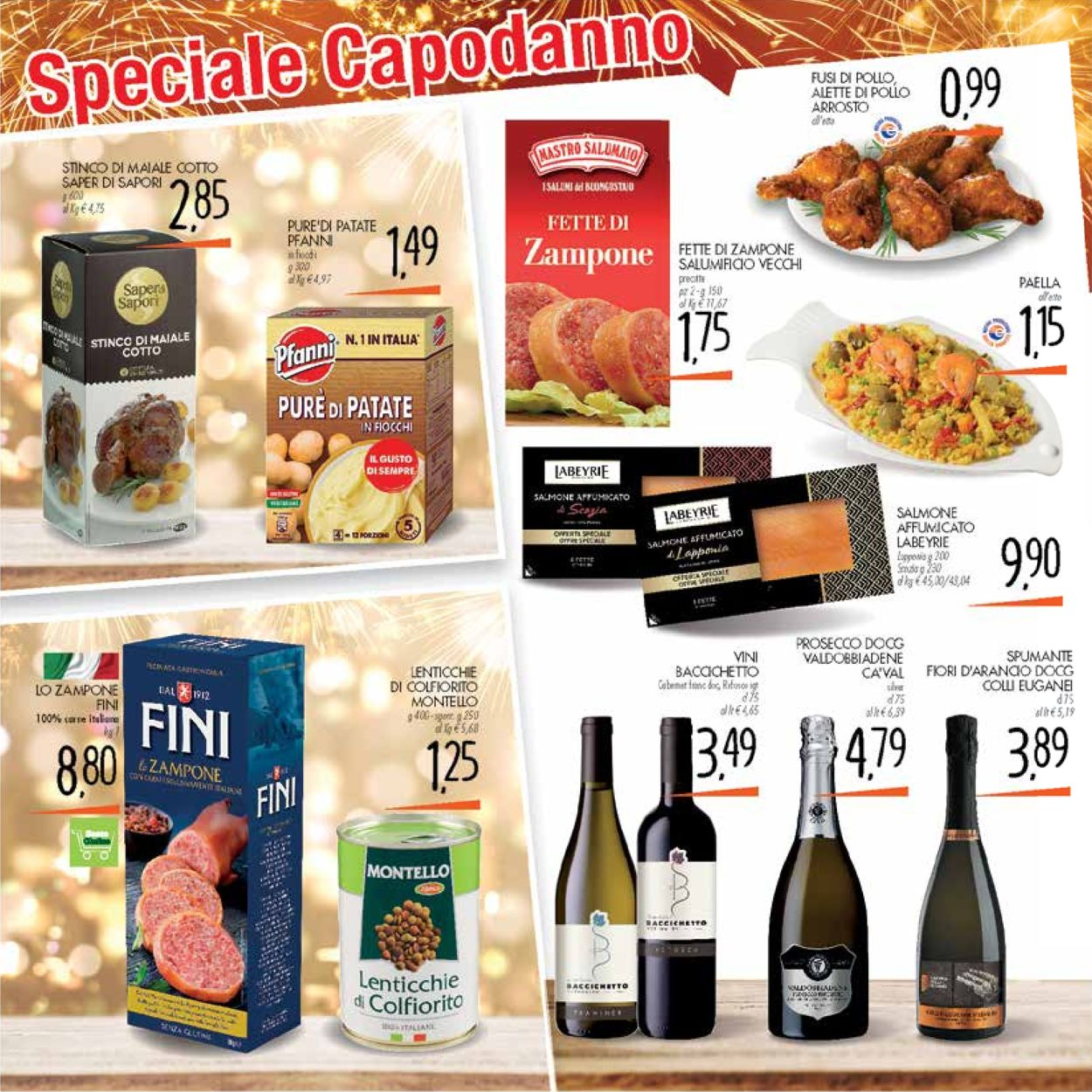 Volantino Emisfero -  Capodanno 2021 - Offerte 29/12-06/01/2021 (Pagina 2)