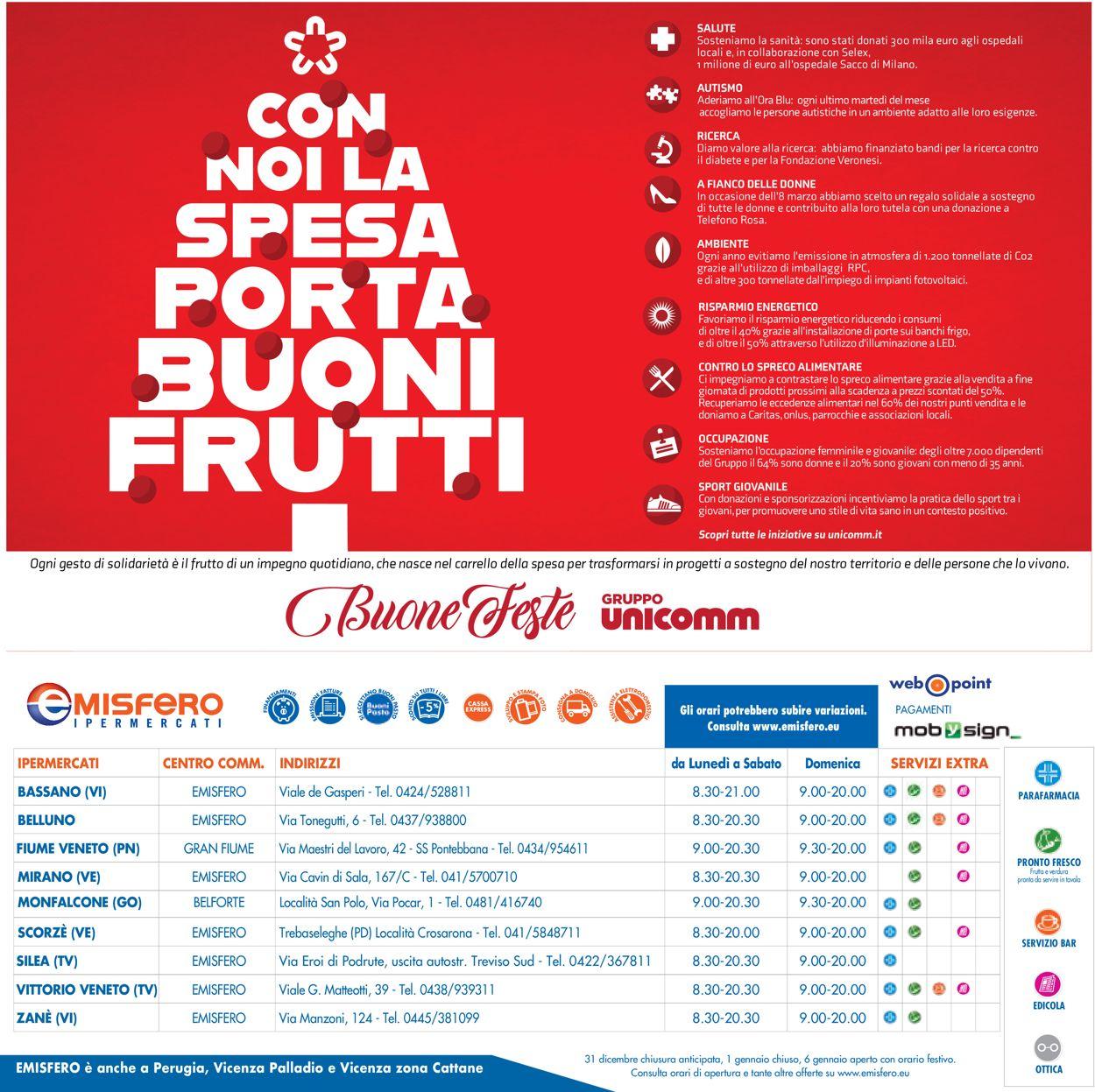 Volantino Emisfero -  Capodanno 2021 - Offerte 29/12-06/01/2021 (Pagina 32)