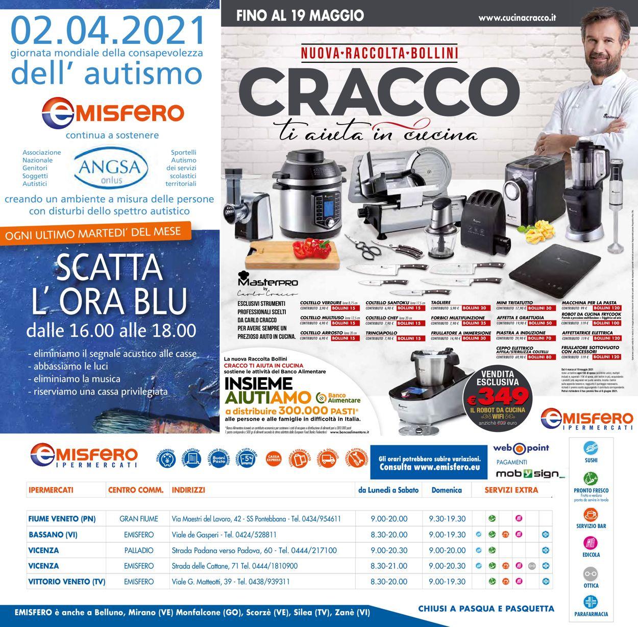 Volantino Emisfero - Pasqua 2021! - Offerte 25/03-07/04/2021 (Pagina 32)