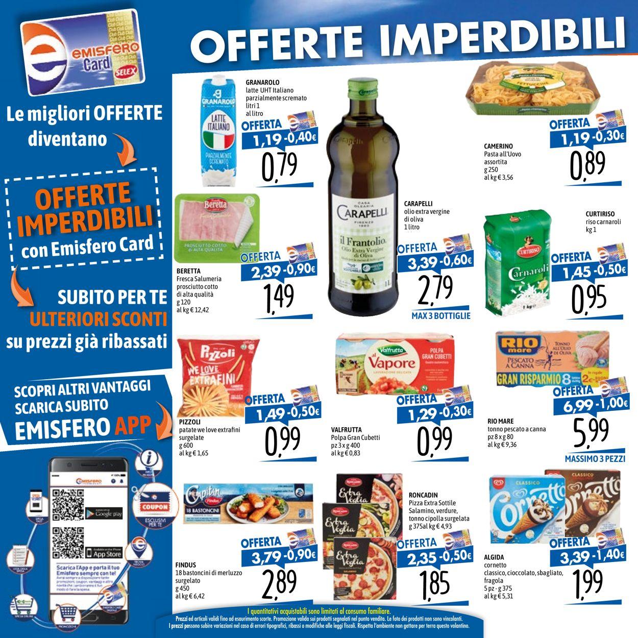 Volantino Emisfero - Offerte 22/04-05/05/2021 (Pagina 2)